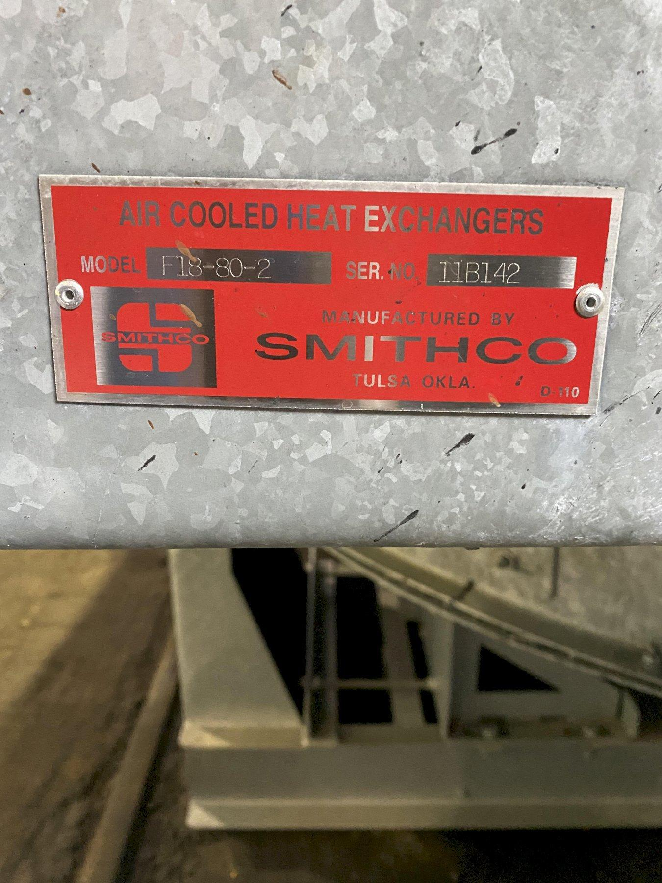 Smithco Air Cooled Heat Exchanger