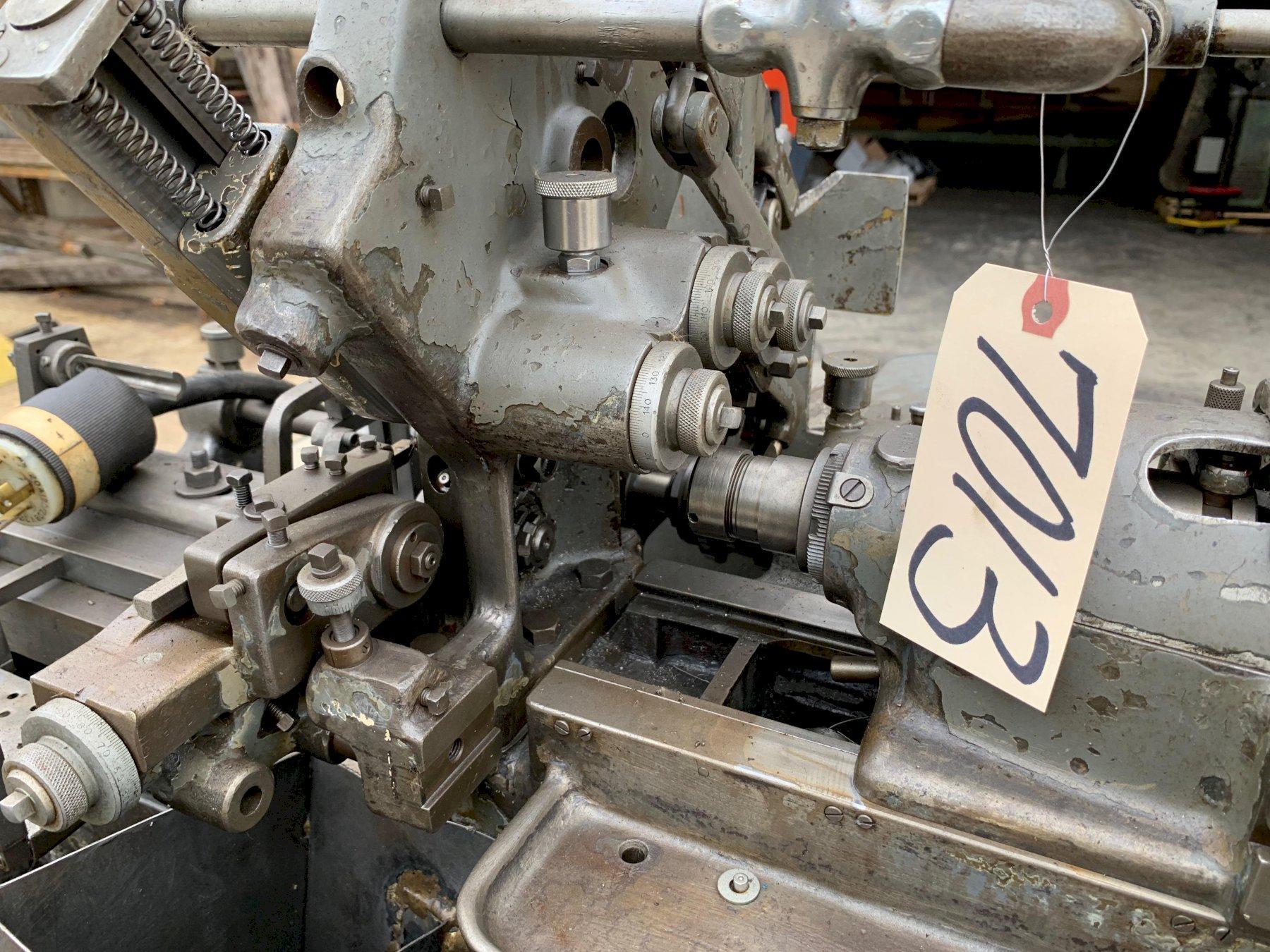 Tornos R10 Swiss Screw Machine