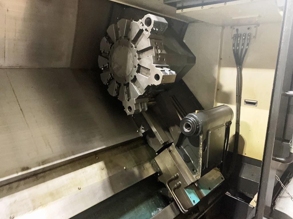 HYUNDAI WIA L300LC CNC LATHE