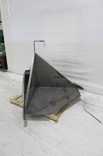 Novatec Gaylord Used Box Tilter, 1500 lbs. Capacity