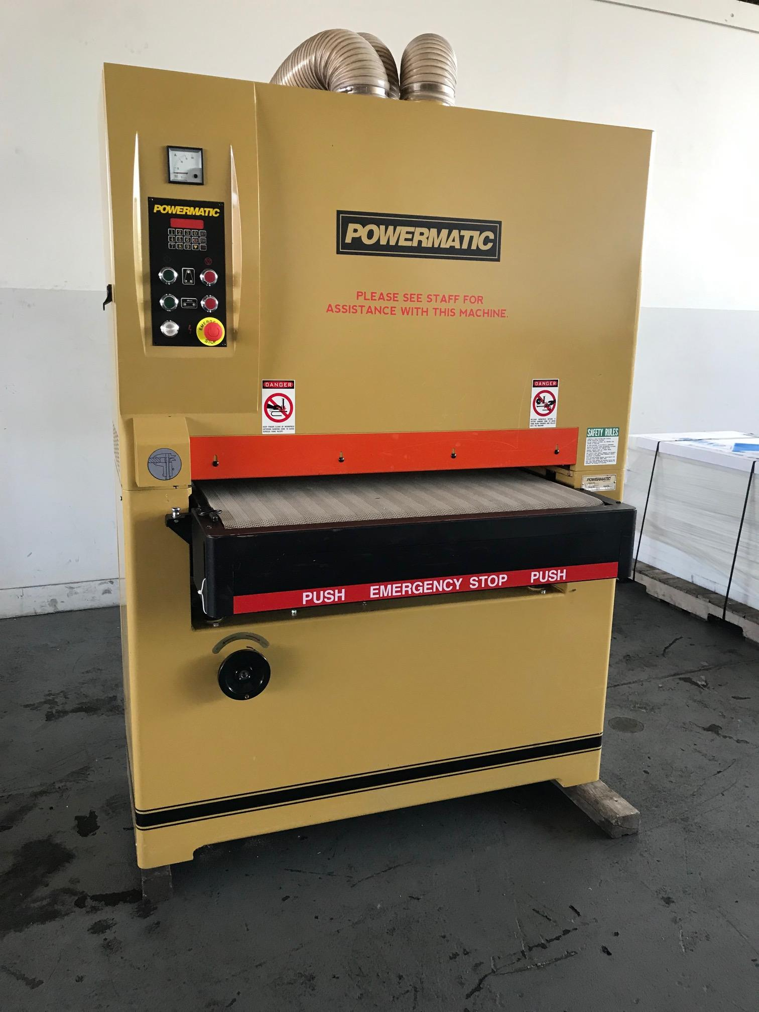 USED POWERMATIC 37