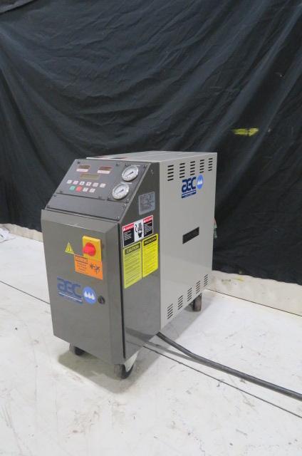 AEC Used M2B2010-C Mold Temperature Controller, 1hp, 9kw, 480V, Yr. 2011