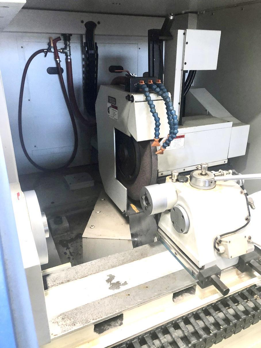 SUPERTEC G32P-60 CNC CYLINDRICAL GRINDER, New 2009 Less then 500 hours