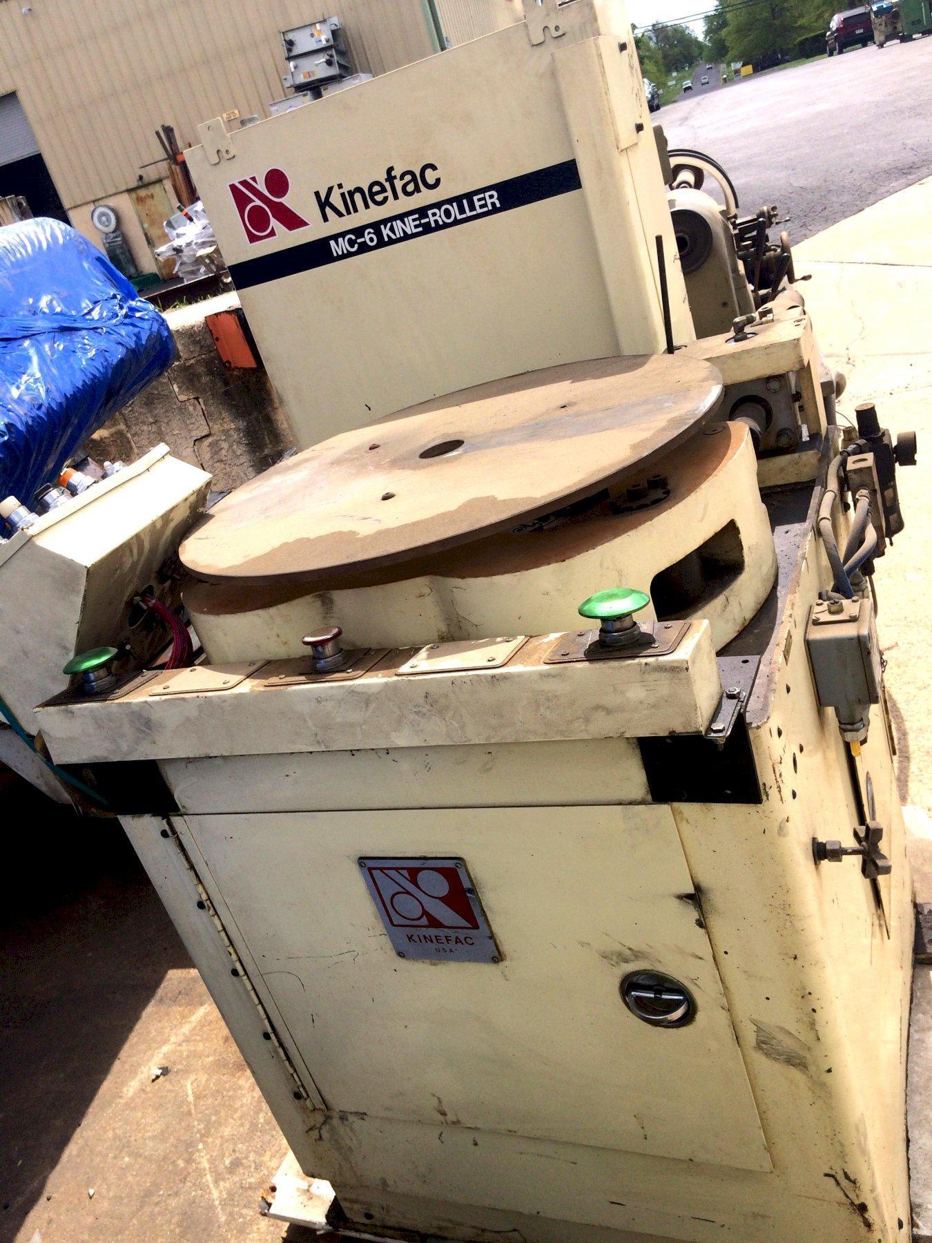 Kinefac MC-6 Cylindrical Thread Roller