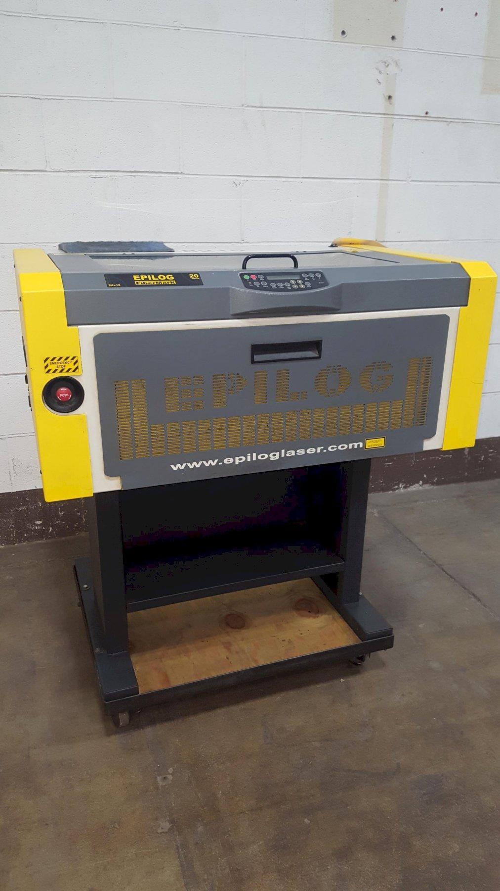 Epilog FiberMark Model 8000 Laser Marking Machine
