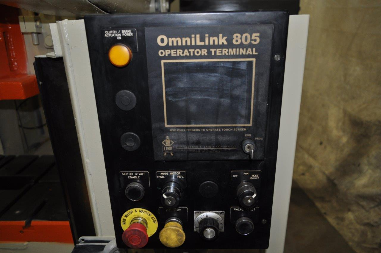 60 Ton Bliss OBI Press