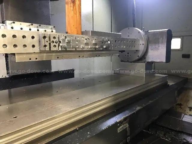 Doosan DNM-750L/50 II CNC Vertical Machining Center