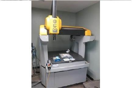 Brown & Sharpe One 775 Coordinate Measuring Machine (CMM)