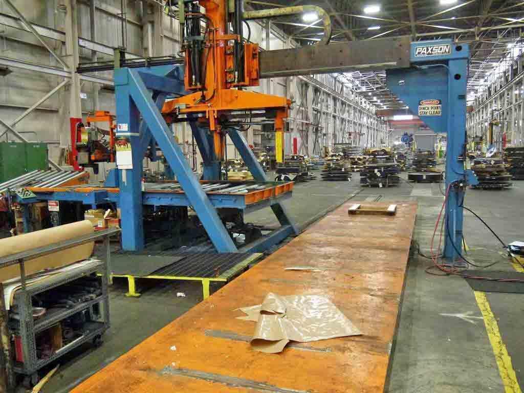 "10,000 lb x 72"" Paxson Banding Line"