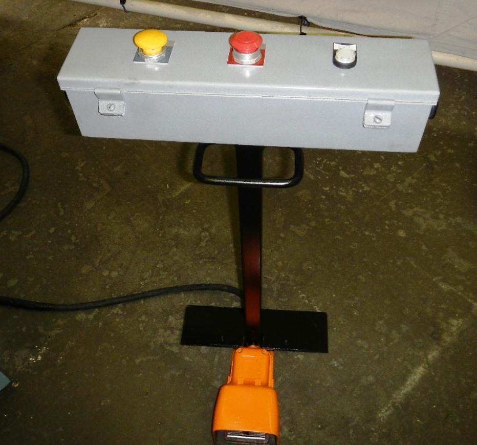 175 Ton x 10 ft. Allsteel Hydra-Mechanical Press Brake Model PB175 -10