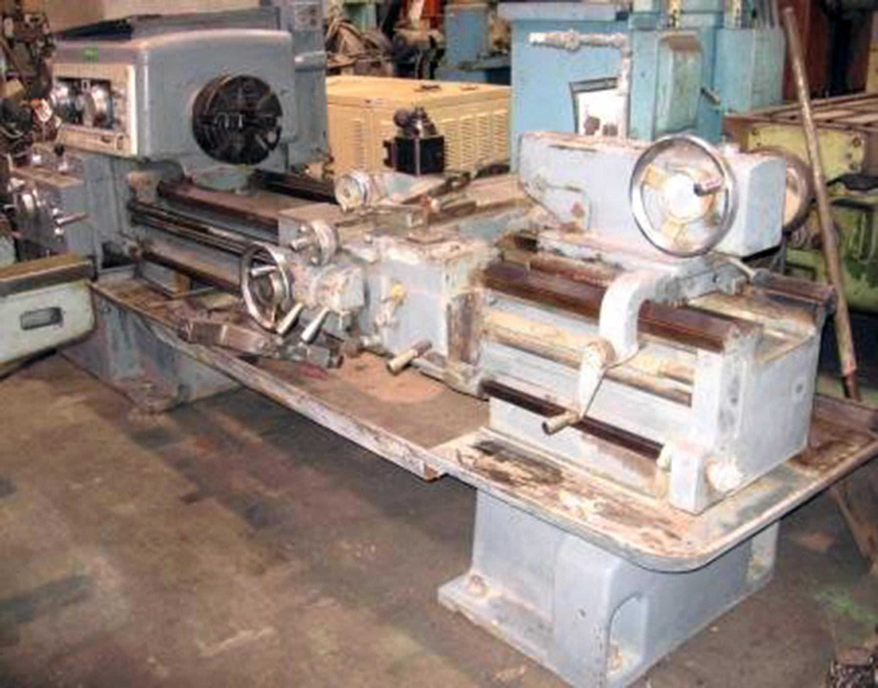 "USED, 16.5"" X 54"" LODGE & SHIPLEY ENGINE LATHE"