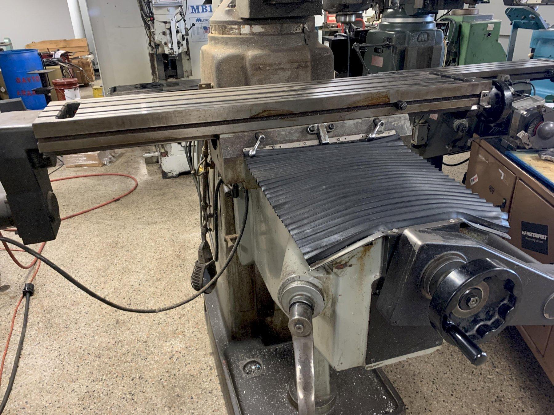 Sharp QMV-1 Milling Machine