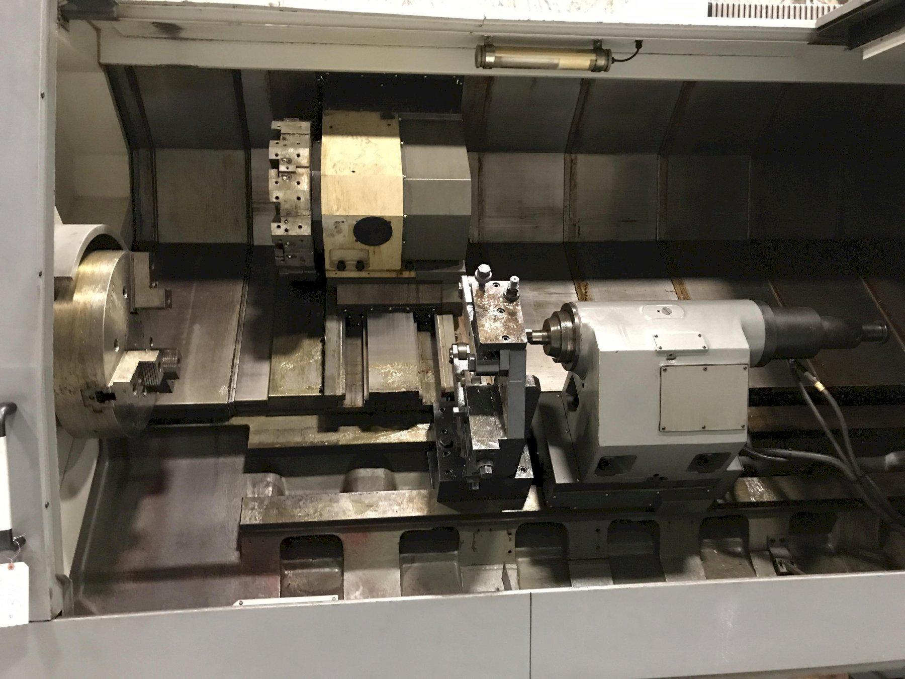 2014 SAMSUNG PL-45L - CNC Horizontal Lathe