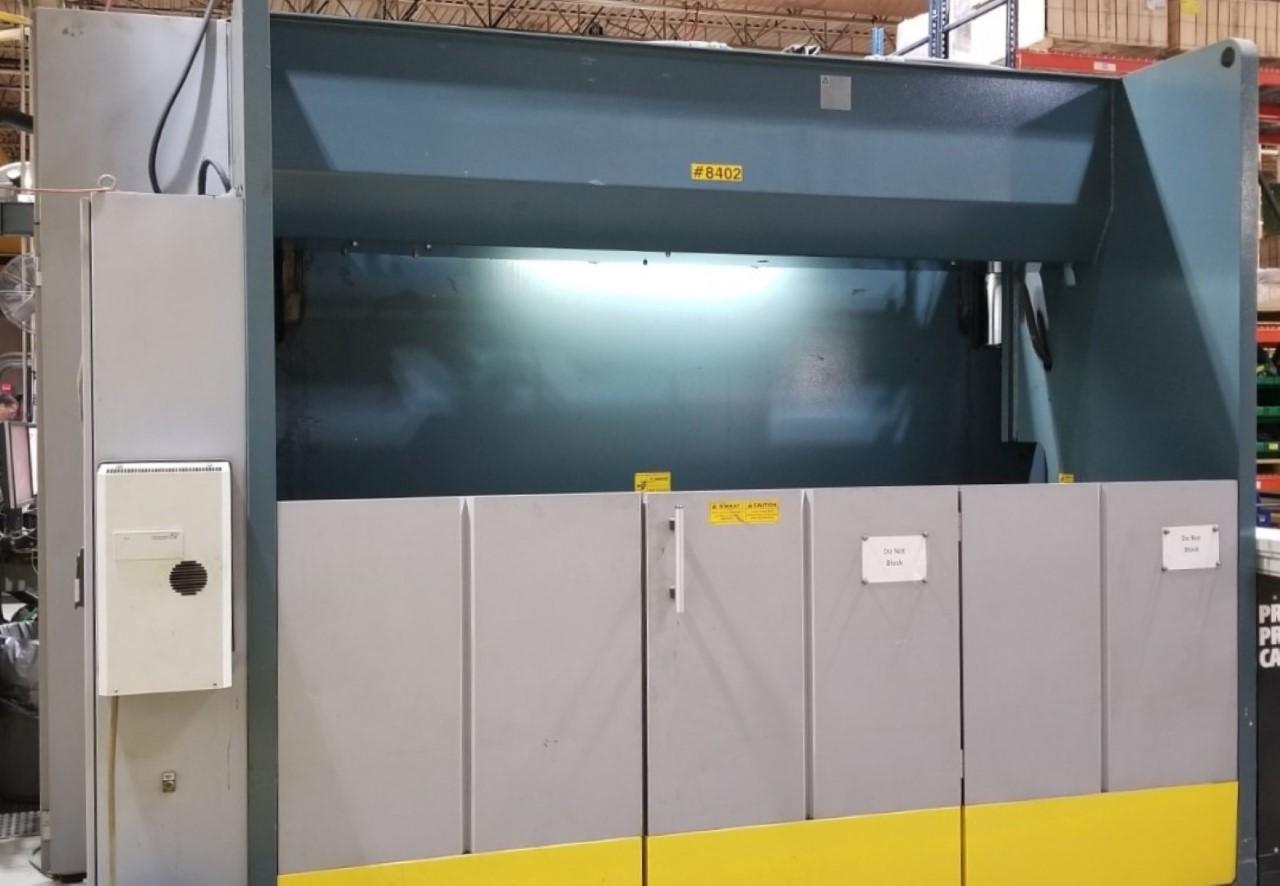 "2012 Durma, AD-S 37175, 146"" x 192 Ton, Hydraulic Press Brake"