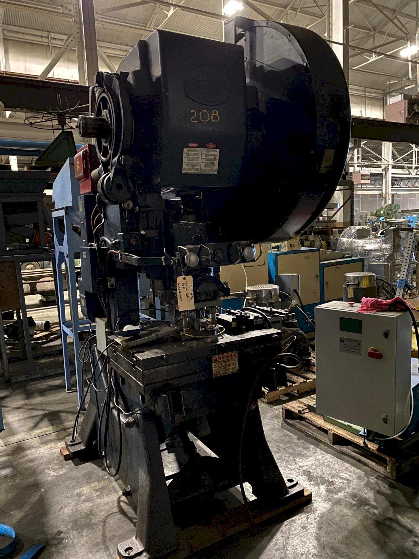 Danly 60T OBI Press
