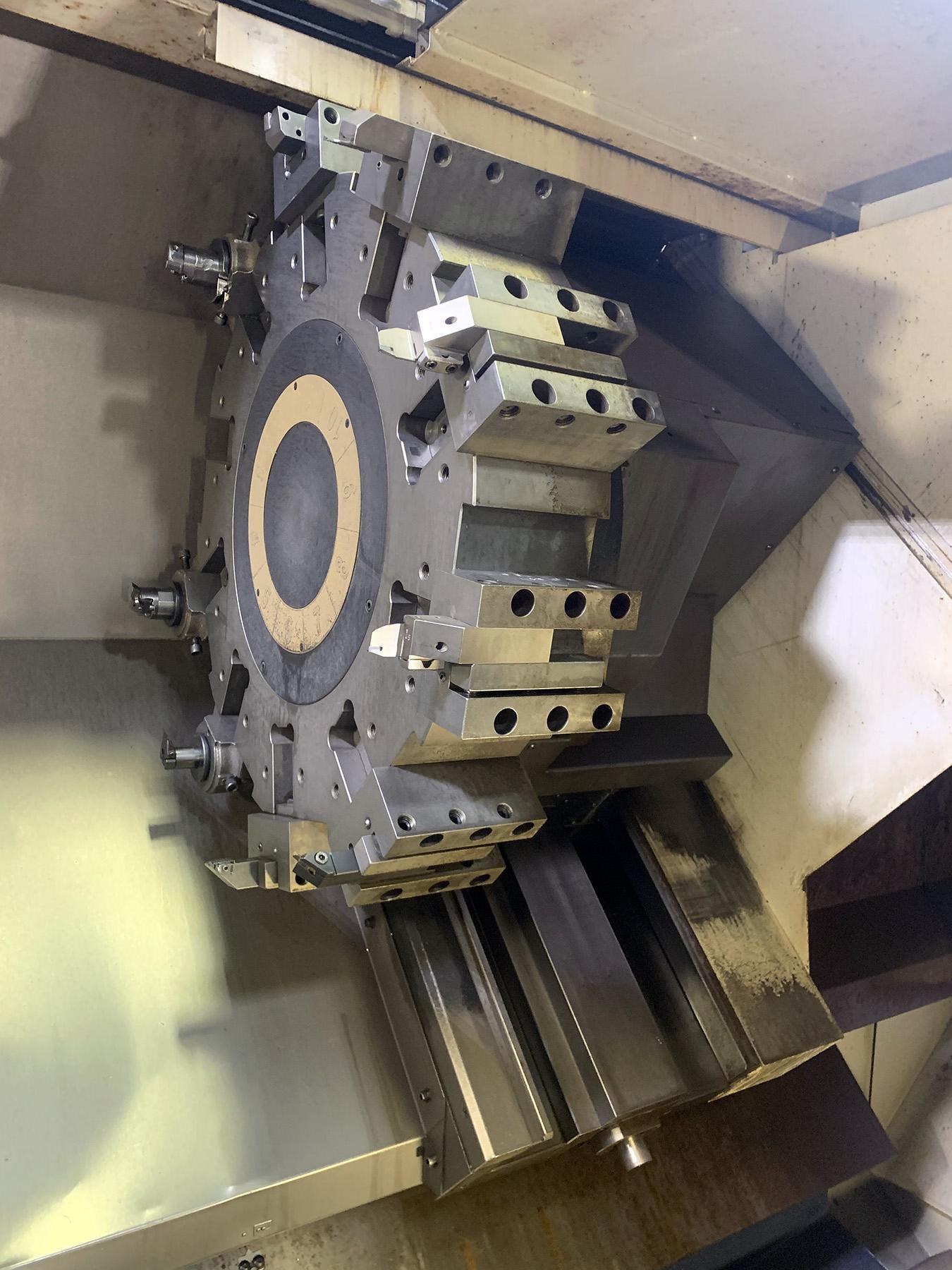 USED, MORI SEIKI SL-600B/1000 CNC TURNING CENTER