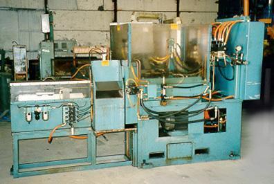 Dickie Hydraulic Automatic Tube End Form/ Cutoff