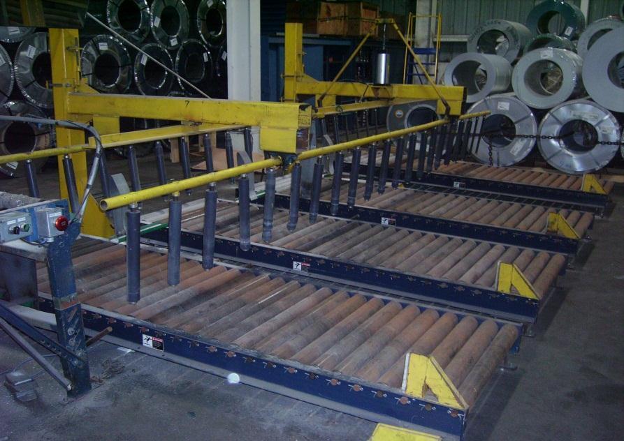 16 Stand Bradbury Roofing Panel Rollforming Line
