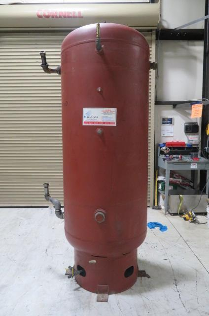 Used 300 gallon Air Expansion Tank / Compressed Air