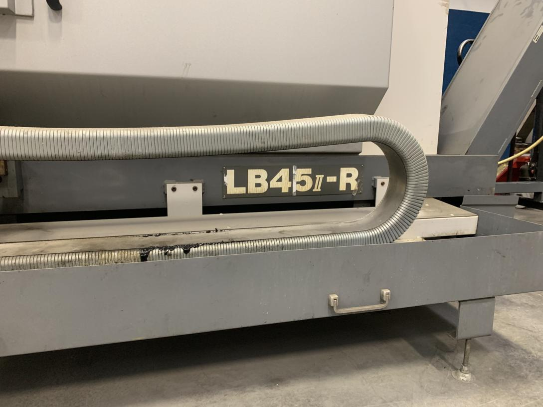 2012 Okuma LB45II-R/3000 - CNC Horizontal Lathe
