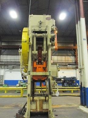 170/110 Ton Bliss Double Action Toggle Press