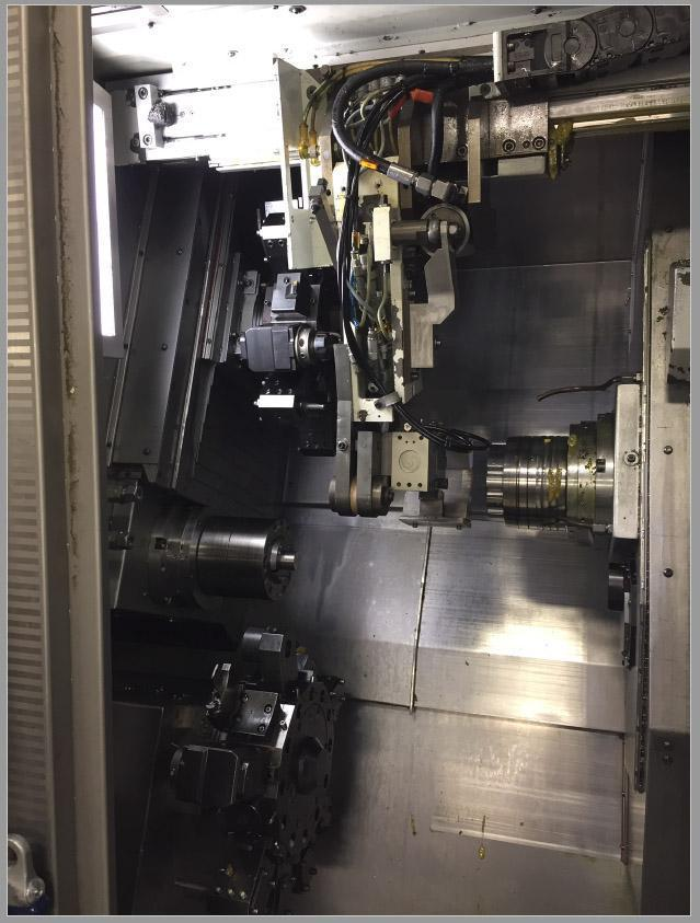 DMG Gildemeister Twin 42 CNC Multi-Axis Turning/Milling Center