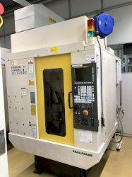 2005 FANUC Robodrill a-T21iE - 5 Axis - Vertical Machining Center