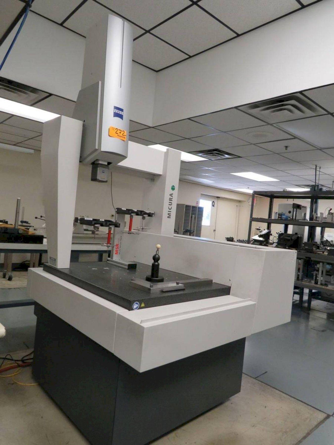 ZEISS2019 Zeiss Micura 5/7/5 DCC Coordinate Measuring Machine (CMM)