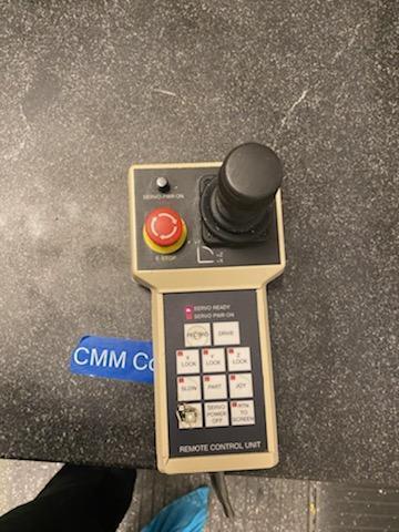 SHEFFIELDSheffield Endeavor 9.9.7 DCC Coordinate Measuring Machine (CMM) (#33209)