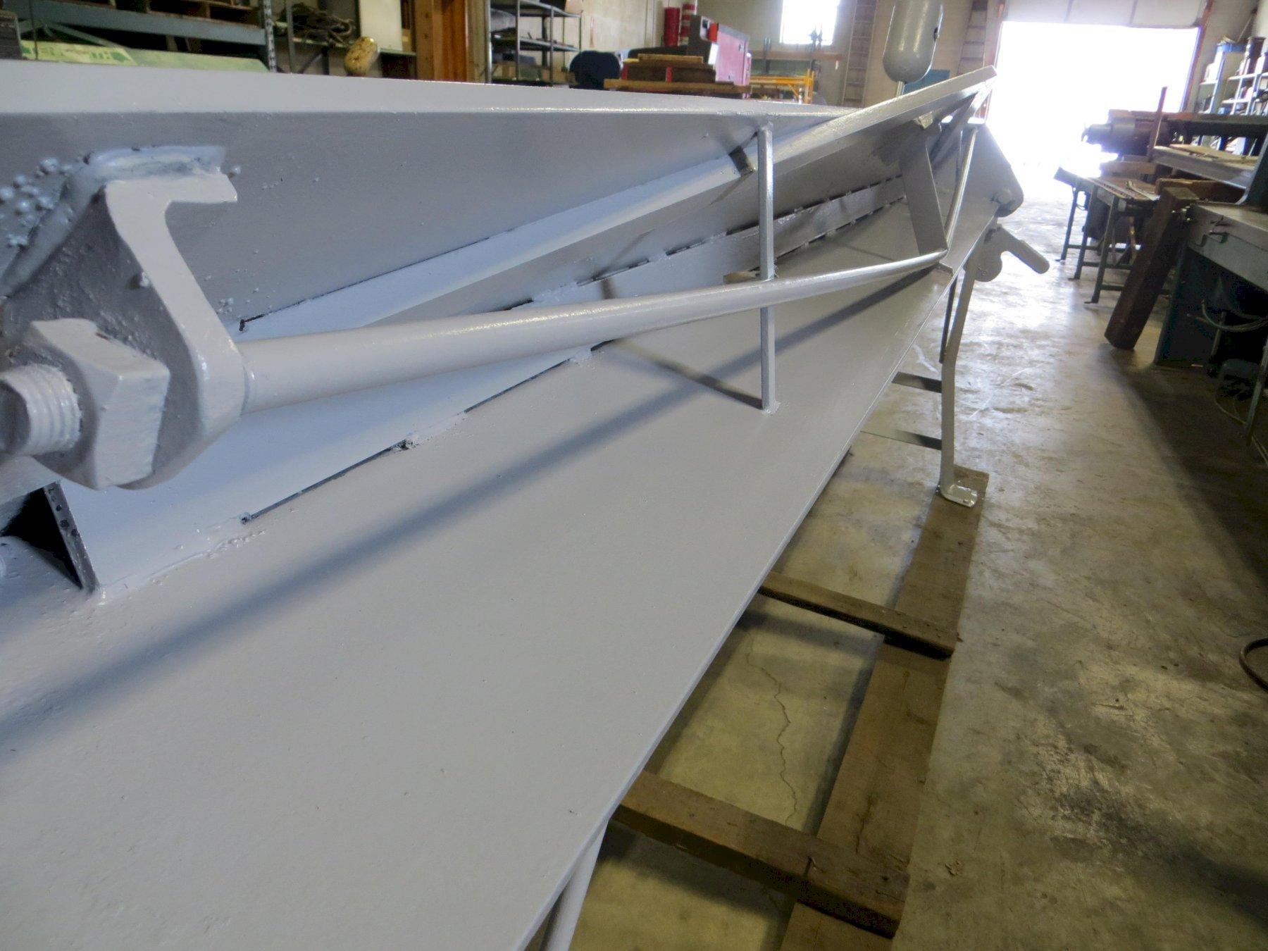 18 Ga x 10 ft. Chicago Hand Brake Model 1018