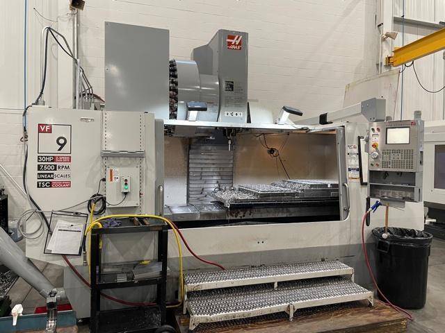 2005 Haas VF-9/50 Vertical Machining Center