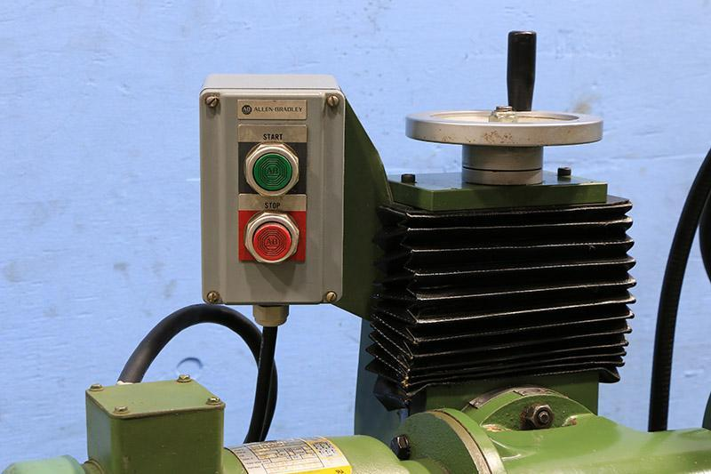 "RUSH MODEL 382 ""SEMI AUTOMATIC"" DRILL GRINDER"