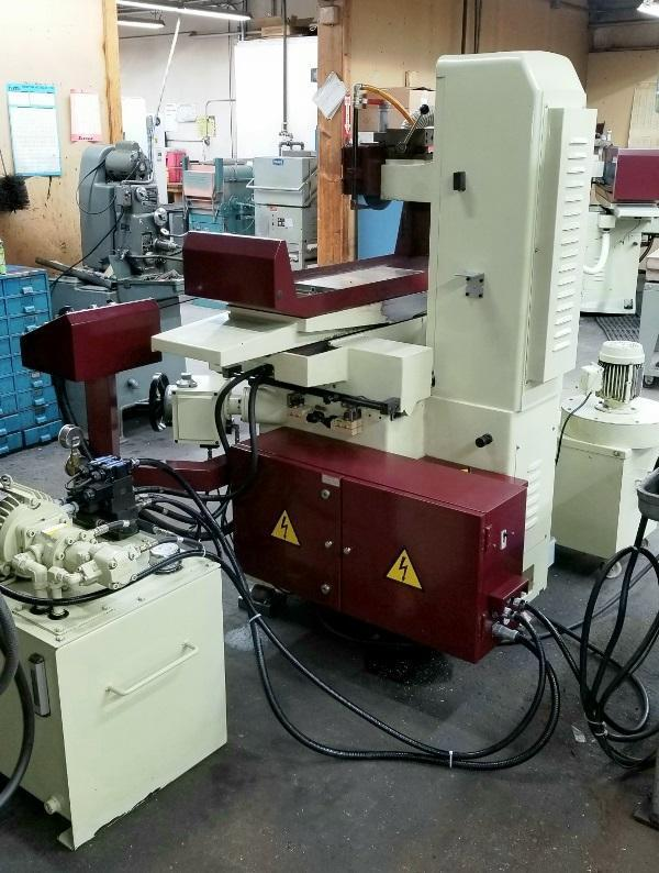 "10"" X 20"" SGS-1020AHD 3-AXIS HYDRAULIC SURFACE GRINDER"