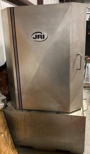 JRI Model PCS-3136SS2F Stainless Steel Front Load Heavy Duty Table Type Parts Washer, 2017