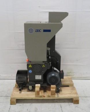 AEC Used 708 Granulator, 5hp, 460V,  Yr 2018