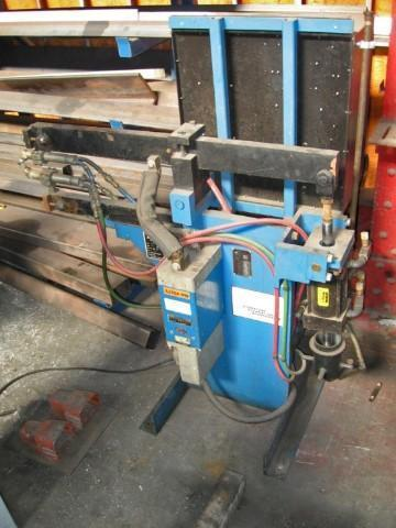 Automation International 35 kVA Rocker Arm Spot Welder, Model R35-24