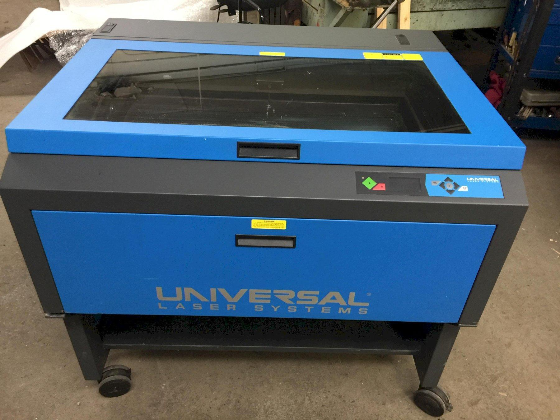 Universal Laser System PLS 6.75 Engraving Laser 2016 with: Coaxial Air Assist and 18