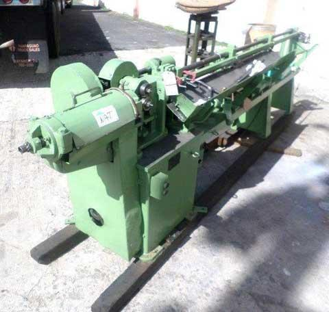"""3/16"""" SHUSTER MODEL 1A WIRE STRAIGHTEN AND CUT OFF (13837)"""