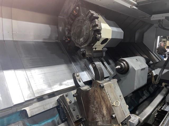 Samsung SL-45MC/3000BB CNC Lathe
