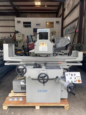 "SHARP SH-920 9"" x 20"" 2 Axis Hydraulic Surface Grinder"