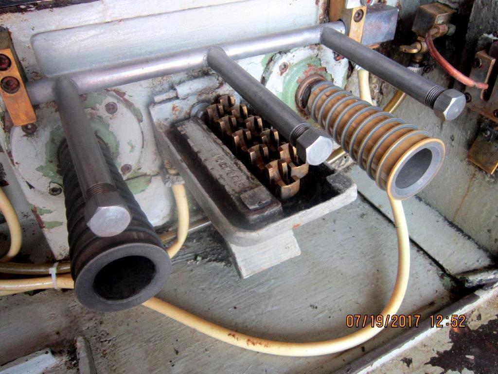 Niehoff Fine Wire Drawer 31 Die