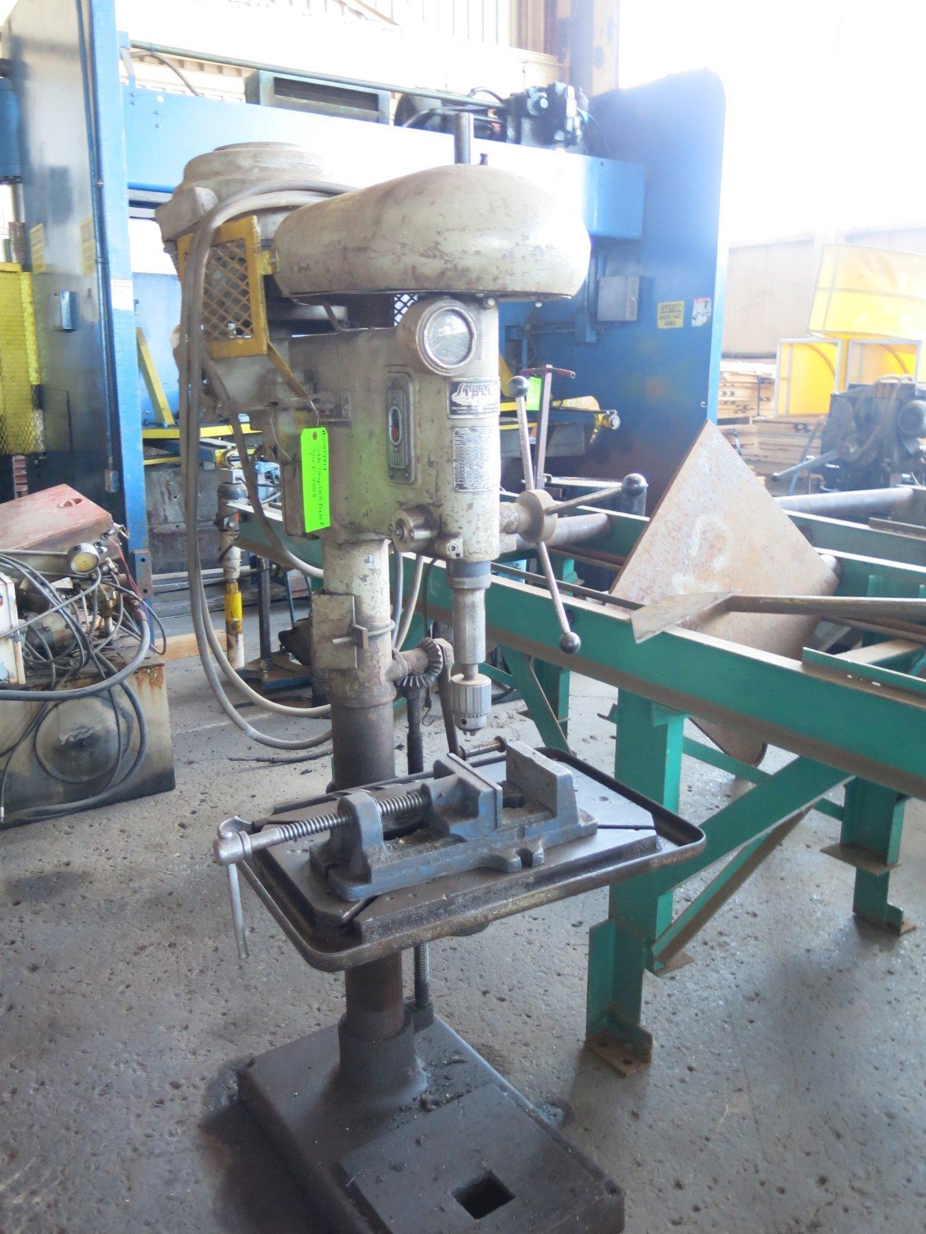 Sibley Shop Drill Press