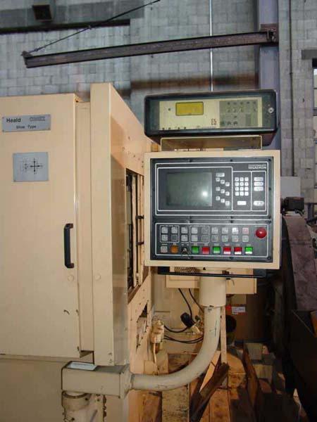 1 CINCINNATI MILACRON, CINEX, Acra 750 CNC, Profile Dresser, Digital Scales, Dual Arm Load, 1989.