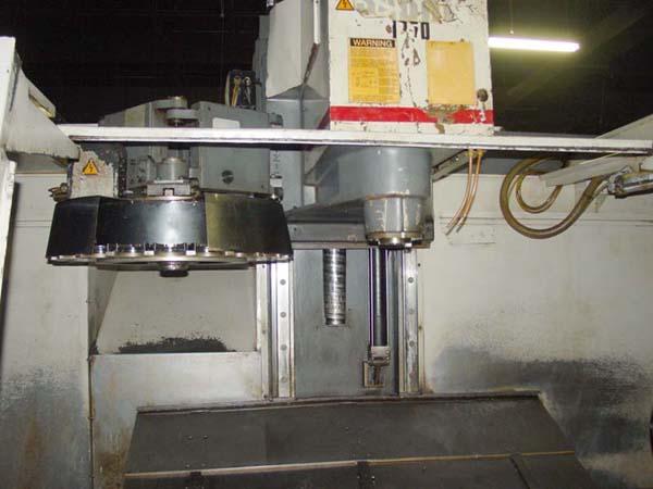 Cincinnati Sabre-1250 CNC Vertical Machining Center