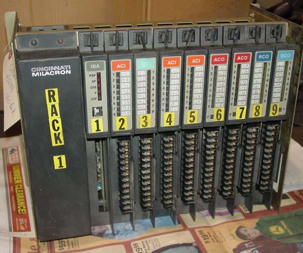 Cincinnati I/O Rack and Boards