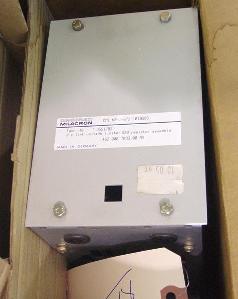 Siemens Regen Resistor 1-672-10108305