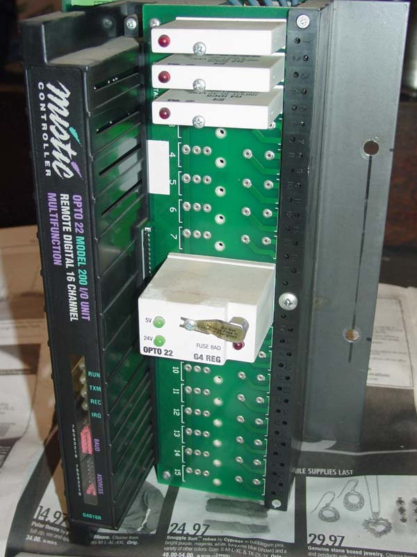 Mistic Controller from Maxim 500