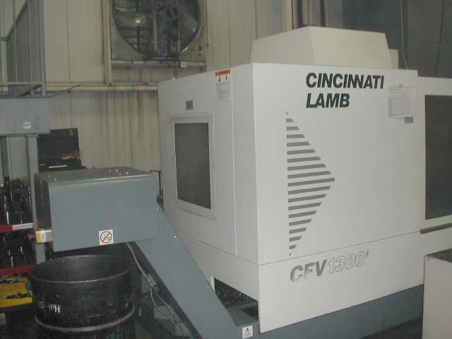Cincinnati Lamb CFV-1300 CNC Vertical Machining Center