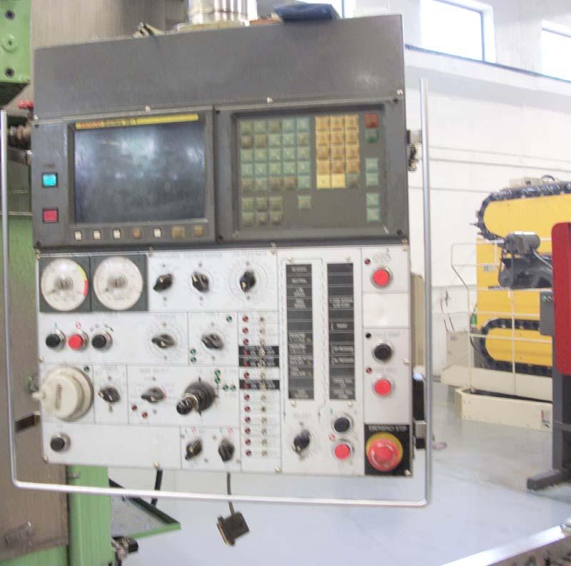 "63"" Om CNC Vertical Turning Center"