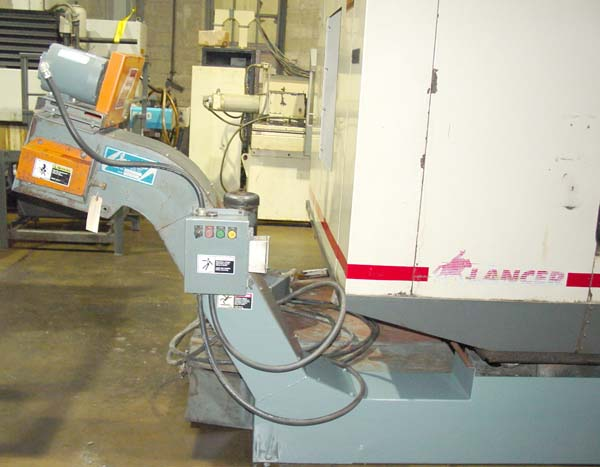 Cincinnati Lancer-1250 CNC Vertical Machining Center